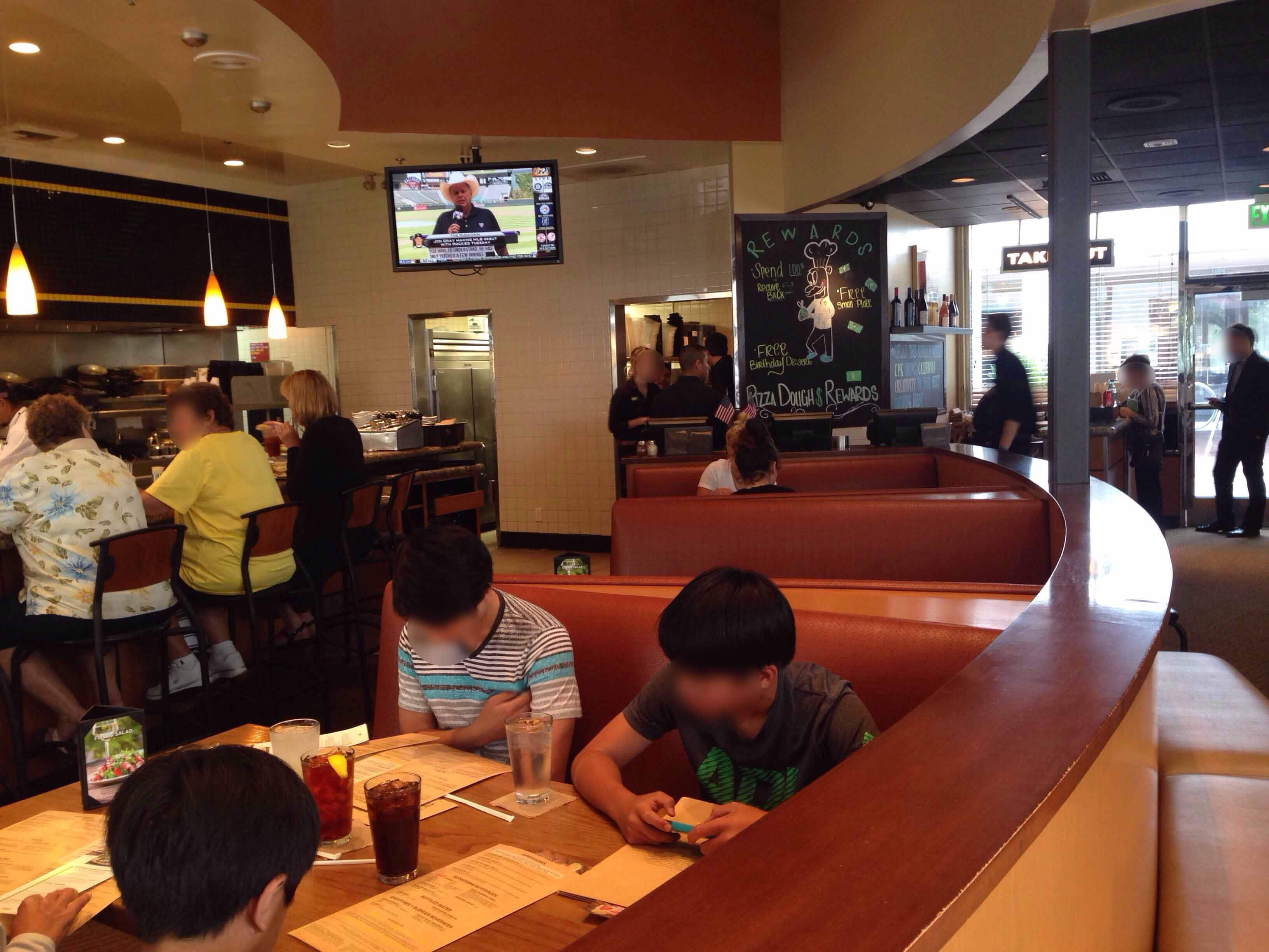 Perfect California Pizza Kitchen, Walnut Creek Photos