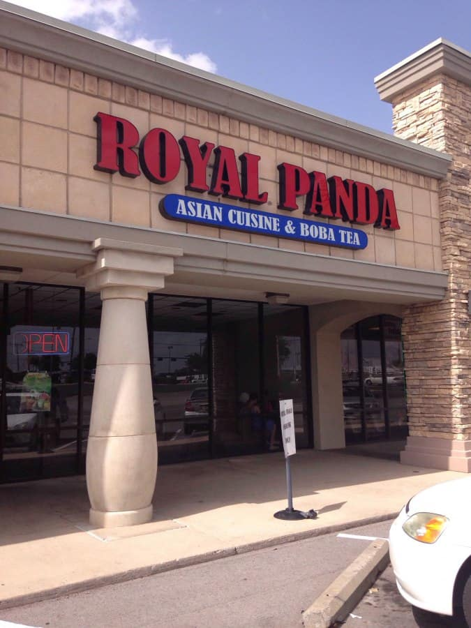 Royal Panda Menu Menu For Royal Panda North Arlington