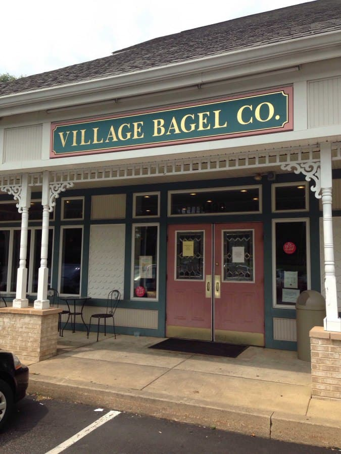 village bagel company photos pictures of village bagel company