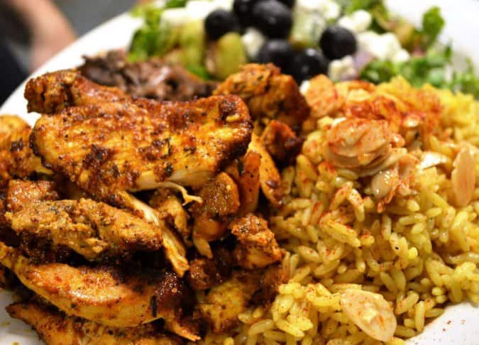 Ali baba mediterranean grill springdale cincinnati for Ali baba s middle eastern cuisine