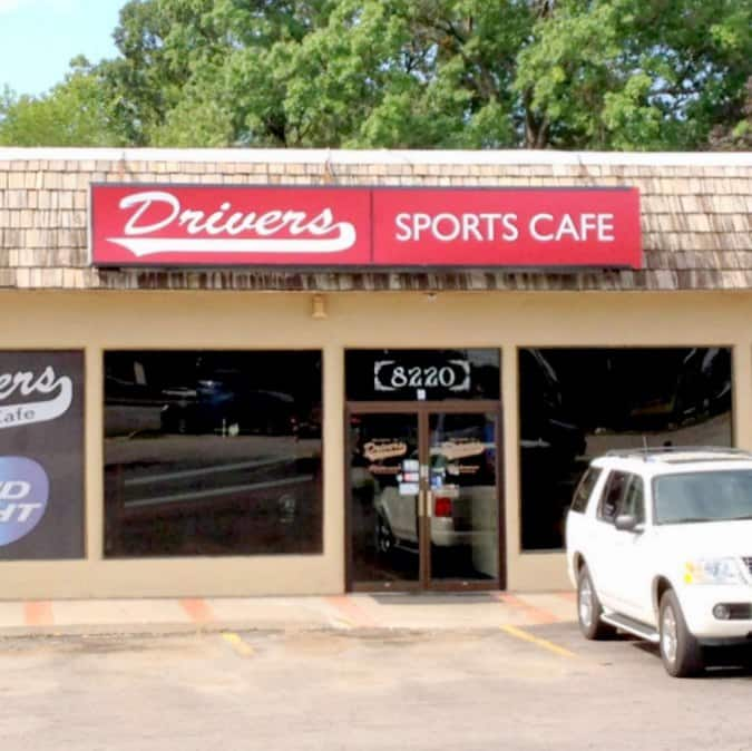 Drivers Sports Cafe Menu For Overland Park Kansas City Urbanspoon Zomato