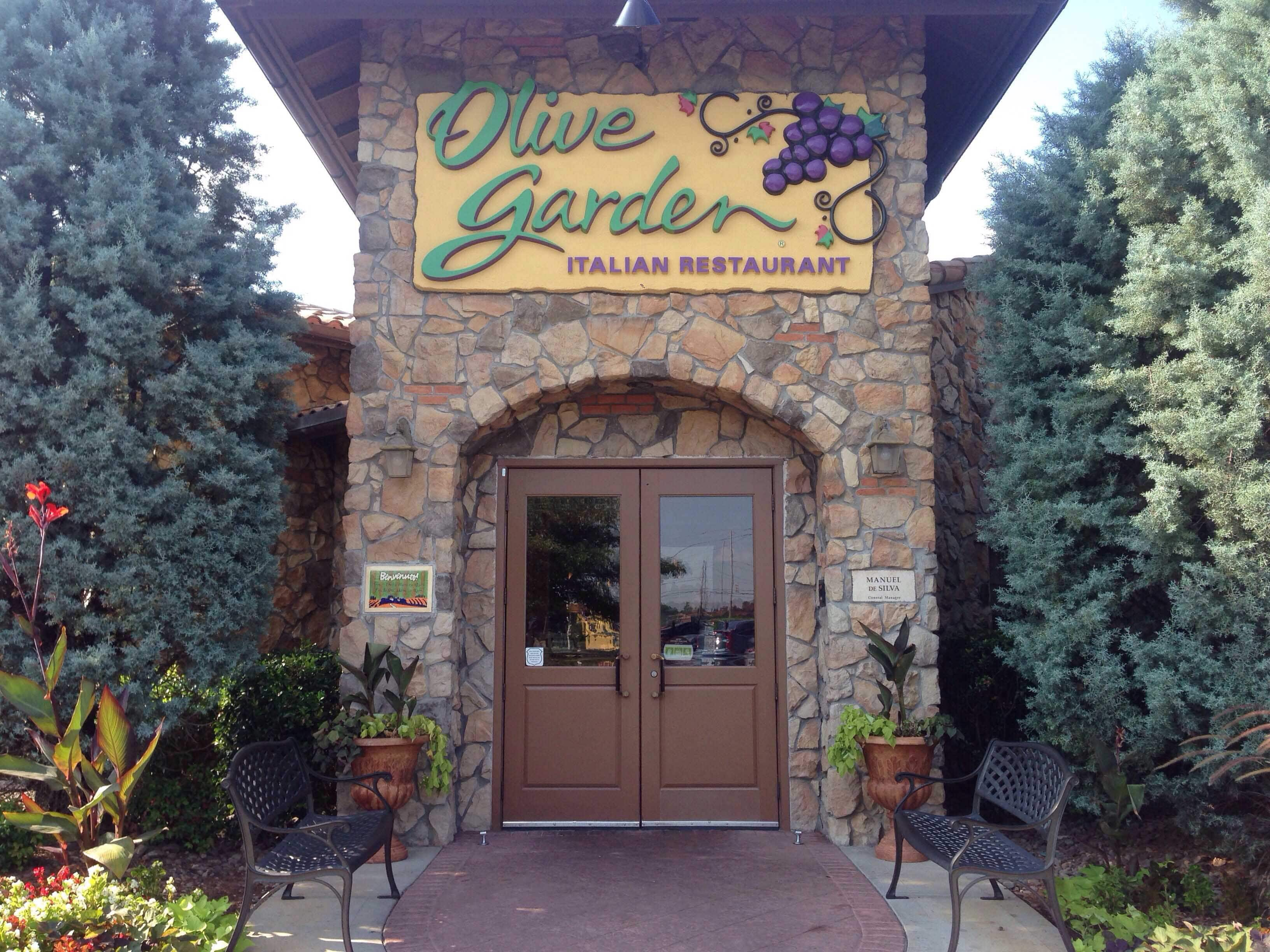 Delightful Olive Garden, Concord Mills Photos
