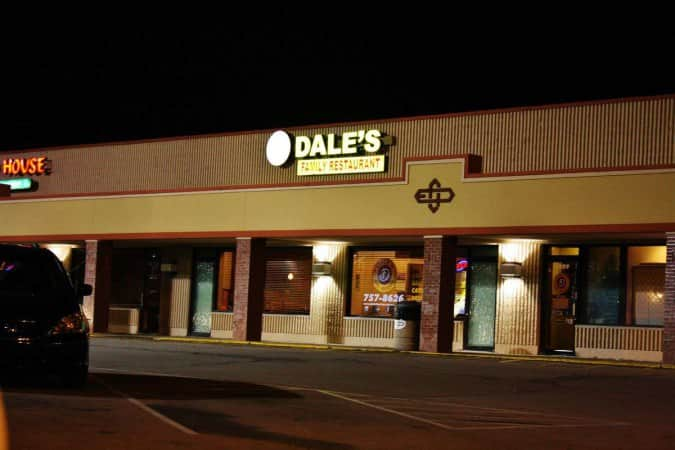 Dale S Family Restaurant Southeast Indianapolis