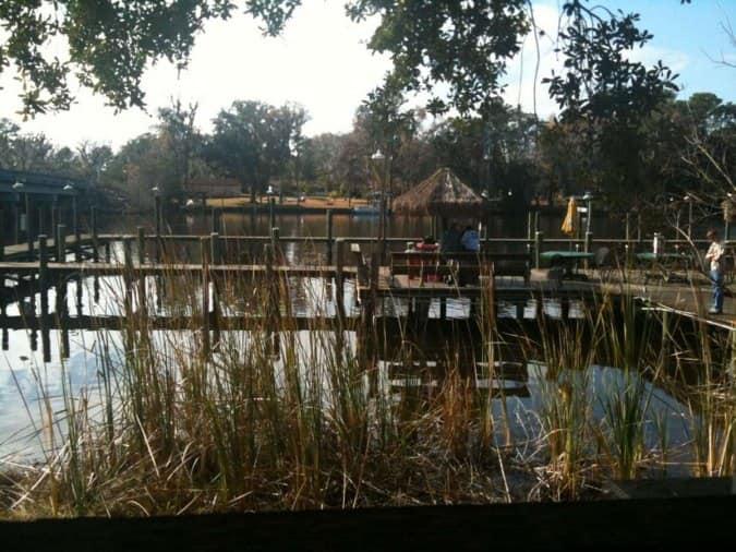 Whitey 39 s fish camp zdj cia z restauracji whitey 39 s fish for Fish camp jacksonville