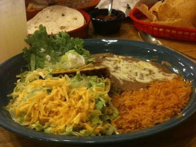 Best Mexican Restaurant In Norman Oklahoma