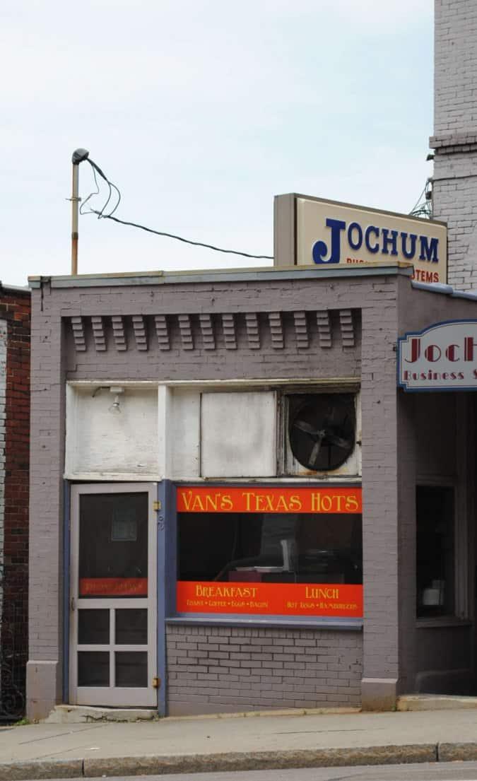 Jamestown (NY) United States  City new picture : Van's Texas Hots, Jamestown, Jamestown Urbanspoon/Zomato