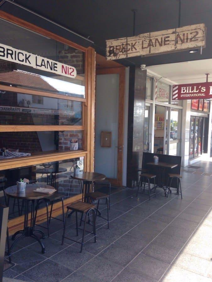 Brick Lane: Brick Lane N12, Belfield, Sydney