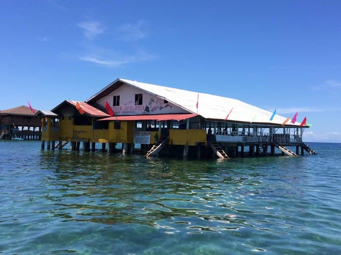 Floating Island Restaurant Delivery