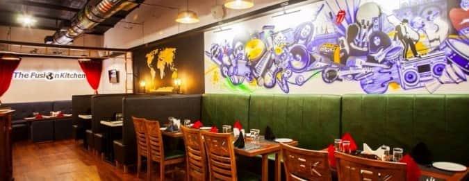 Exceptional The Fusion Kitchen Menu, Menu For The Fusion Kitchen, Borivali West, Mumbai    Zomato