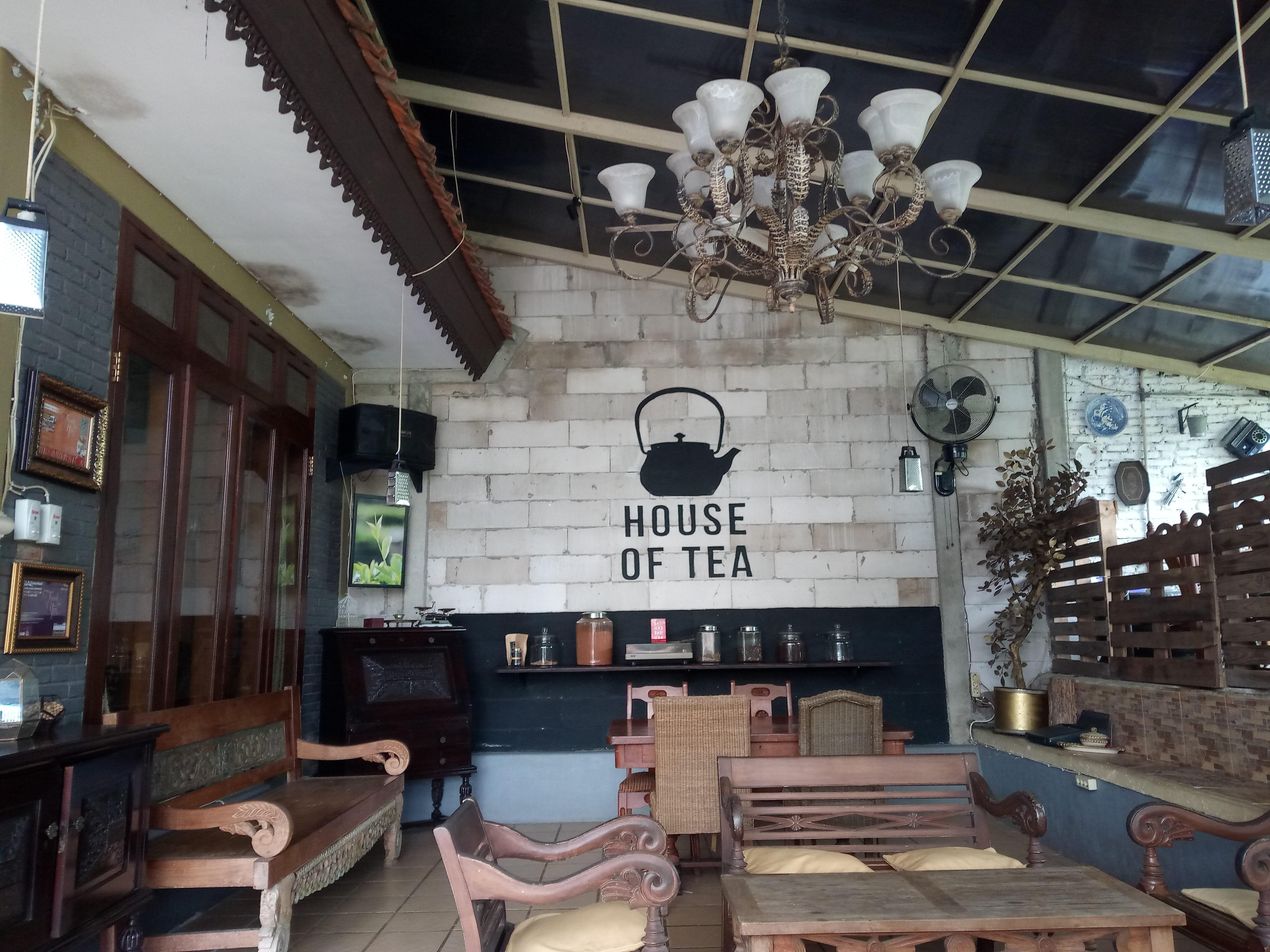 house of tea