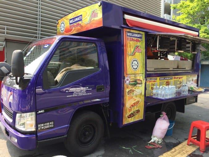 Melawati Kebab Kuala Lumpur City Center