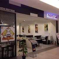 Papa Cafe Tropicana City Mall Menu