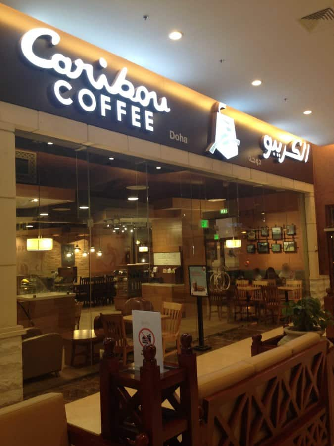 MenuMenu CoffeePearl Qatar For Coffee Caribou FlTKJc13