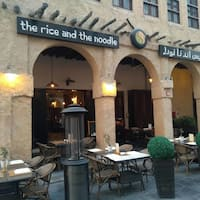 The Rice And The Noodle, Souq Waqif, Doha - Zomato Qatar