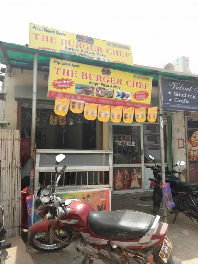 The burger chef ardee city gurgaon zomato for The food bar zomato