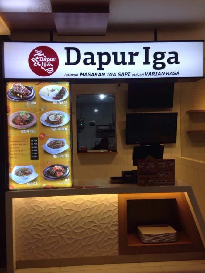 Dapur Iga Menu Menu For Dapur Iga Sudirman Jakarta Zomato Indonesia