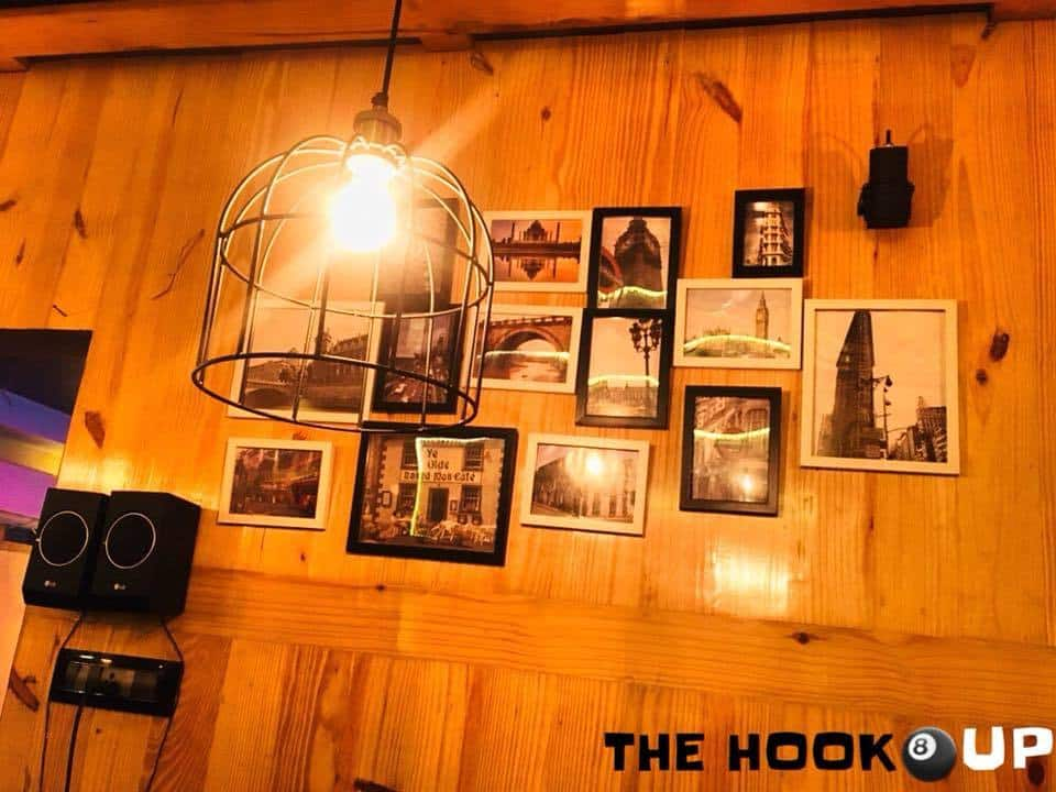 The hookup restaurant reviews