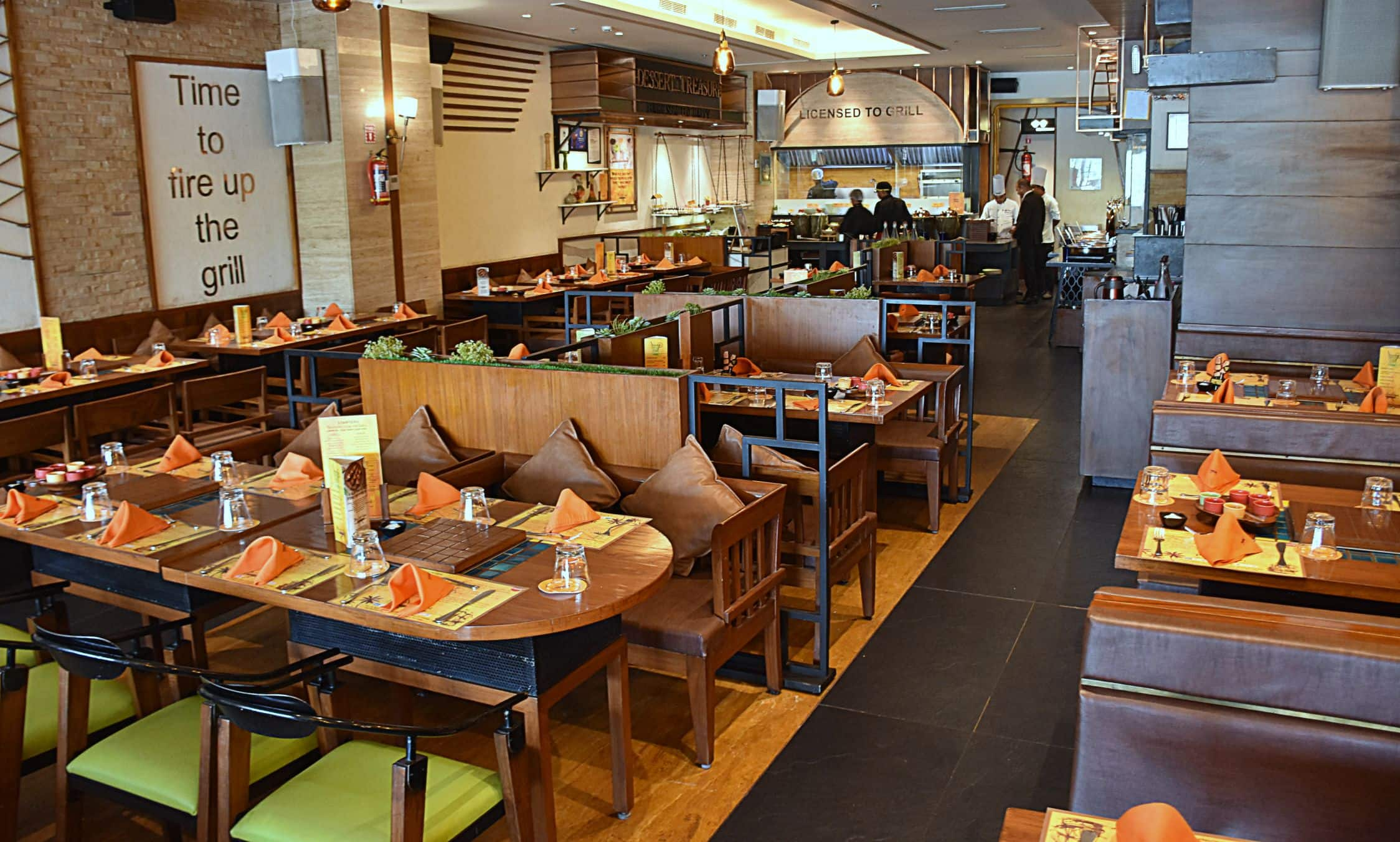 Pirates of Grill - Best Buffet In Delhi Under Rs 1000