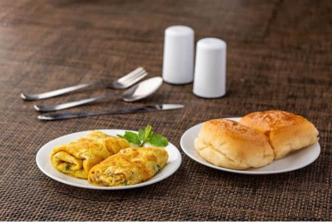 Image result for raju omlet pune