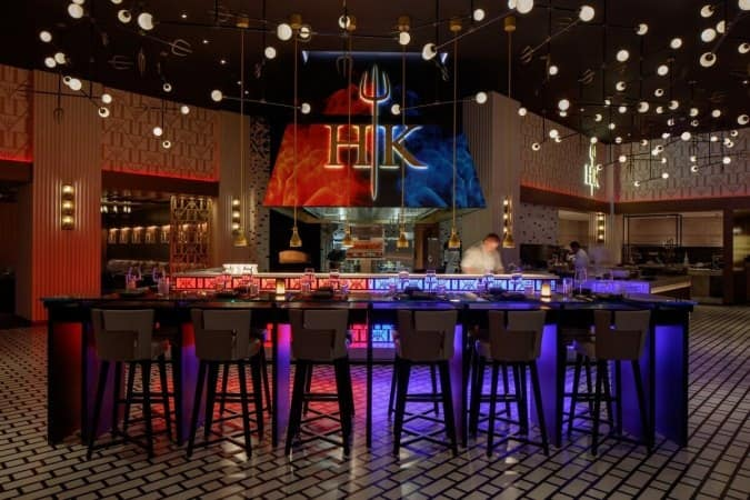 Hell S Kitchen Caesars Palace Bluewaters Island Dubai