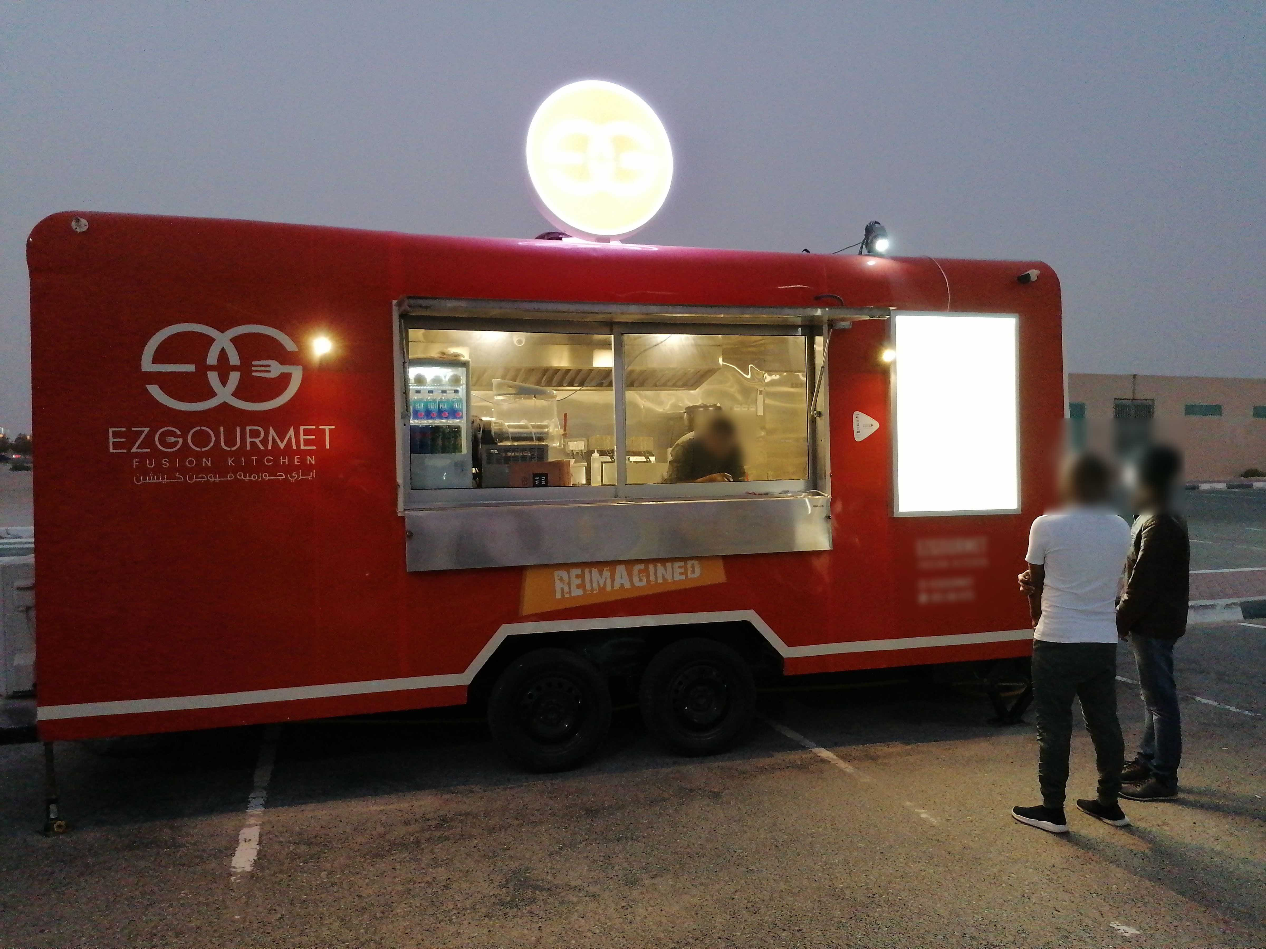 Ezgourmet Fusion Kitchen Al Shamkha Abu Dhabi Zomato