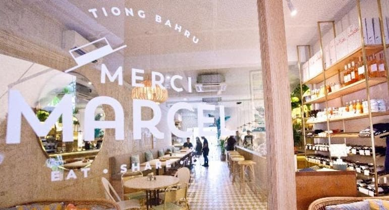 Merci Marcel - Tiong Bahru, Bukit Merah, Singapore | Zomato
