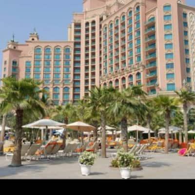 Nasimi Atlantis The Palm Palm Jumeirah Dubai Zomato