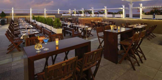 The terrace at windmills craftworks whitefield bangalore for The terrace menu