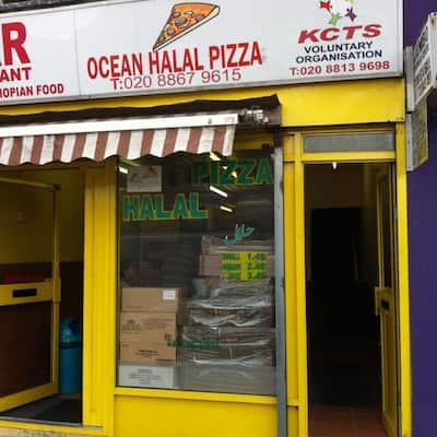 Ocean Halal Pizza Southall London Zomato Uk