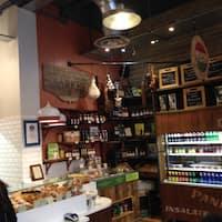 Gino D Acampo My Pasta Bar Fleet Street City Of London London