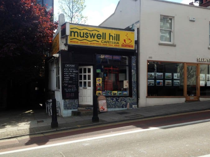 Muswell Hill Cafeteria Muswell Hill London Zomato Uk
