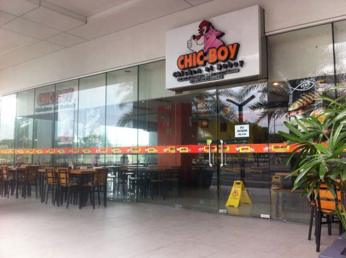Chic Boy Menu Menu For Chic Boy Mall Of Asia Complex