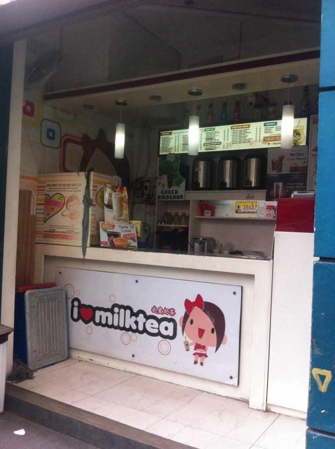 I Love Milktea Menu Menu For I Love Milktea Tondo