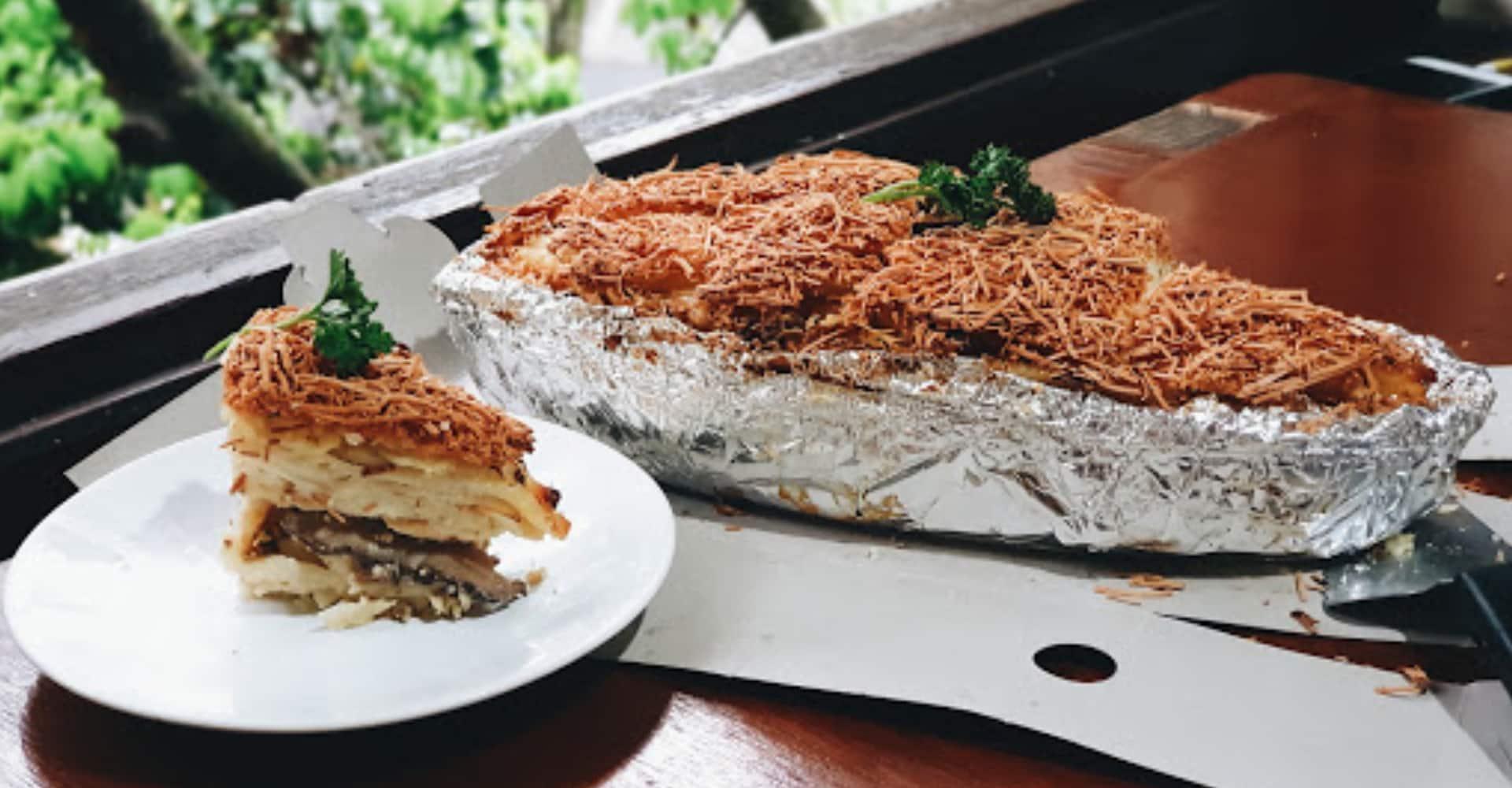 Macaroni Panggang Bogor Tengah Bogor Zomato