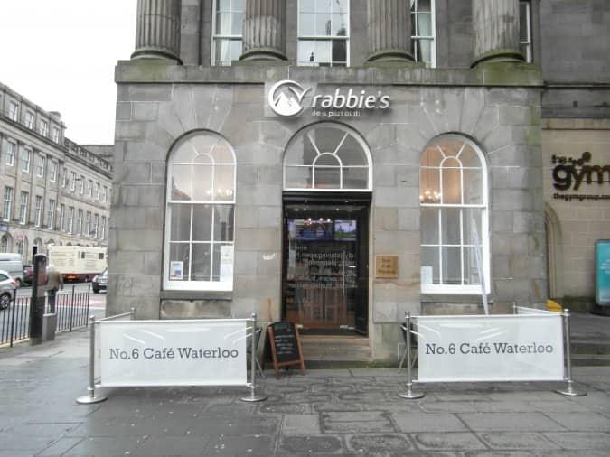 Rabbie S Cafe New Town Edinburgh Zomato Uk