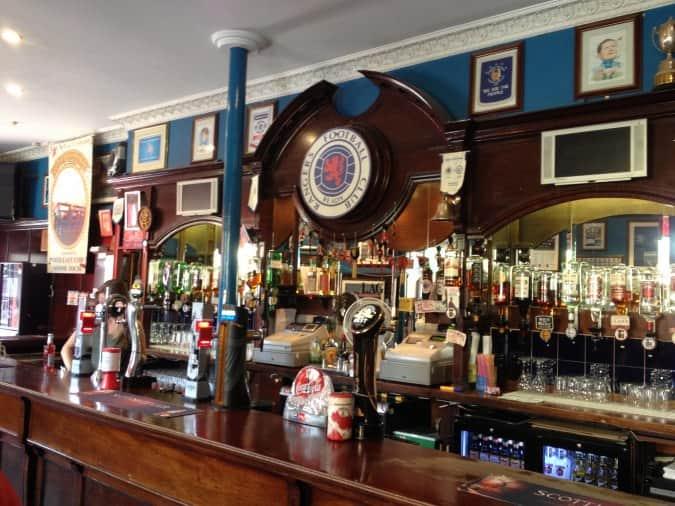 The Grapes Bar Kinning Park Glasgow Zomato Uk