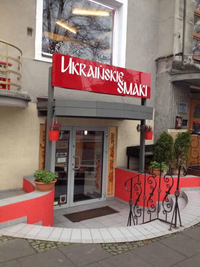Ukraińskie Smaki Saska Kępa Warszawa Gastronaucizomato