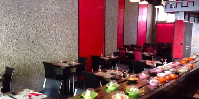 Sushi bar ye a milano foto del locale e dei piatti - Sushi porta ticinese ...