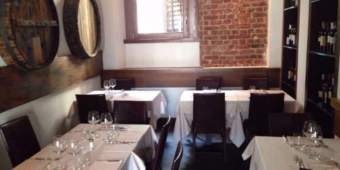 La taverna dei segreti a milano indirizzo e mappa - Pizzeria milano porta romana ...