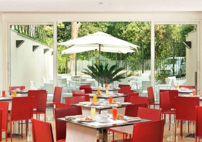 Restaurant Hotel Villa Maria Regina Camilluccia Roma