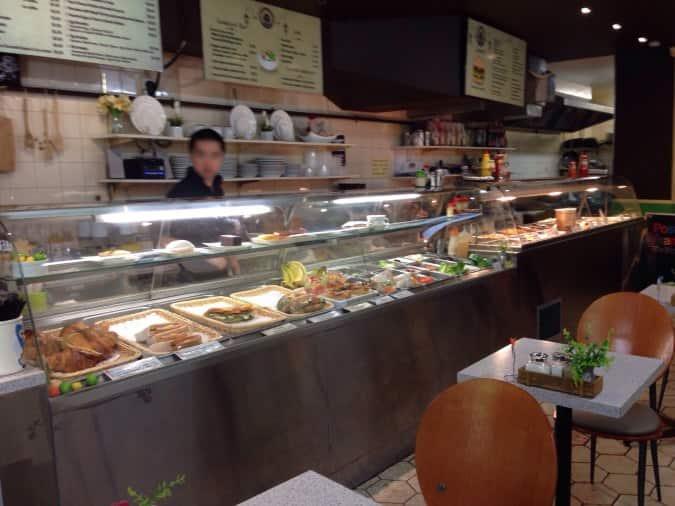 Kenny S Italian Cafe Menu
