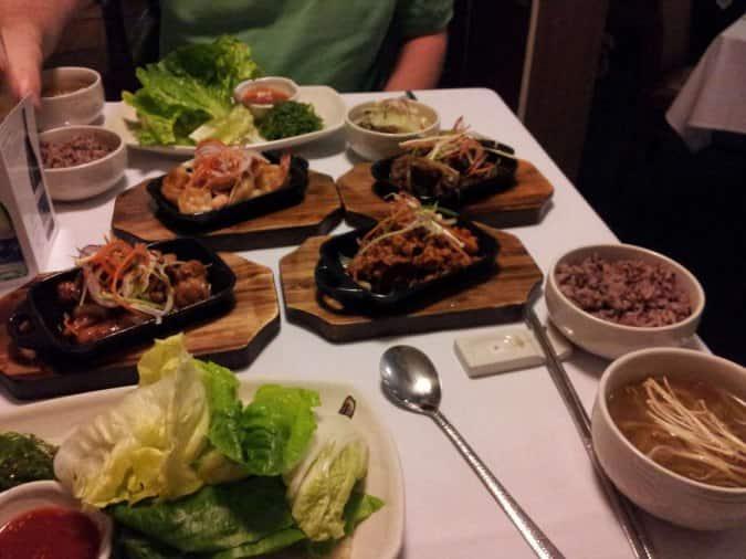 Korean Restaurant Adelaide Goodwood
