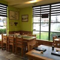 Green Leaf Sushi Cafe Menu