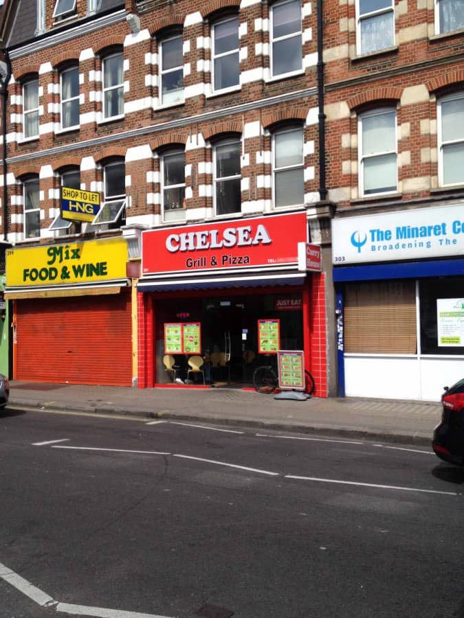 Chelsea Grill Pizza Fulham London Zomato Uk