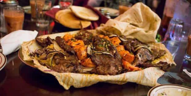 Al ala 39 s photo for al bawadi restaurant for Al bawadi mediterranean cuisine