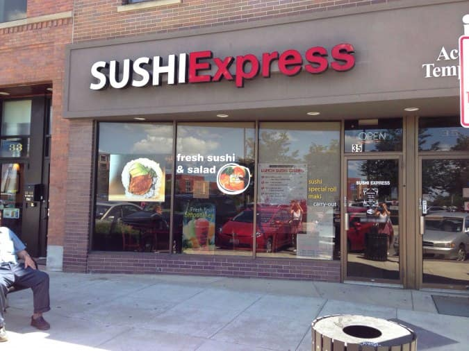 sushi express report