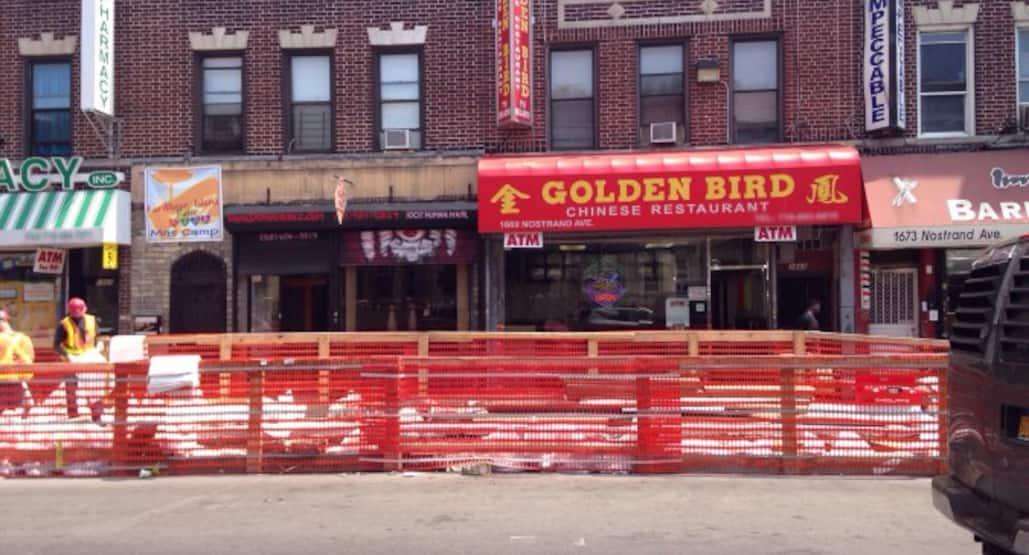 Golden Bird Chinese Restaurant Brooklyn New York City
