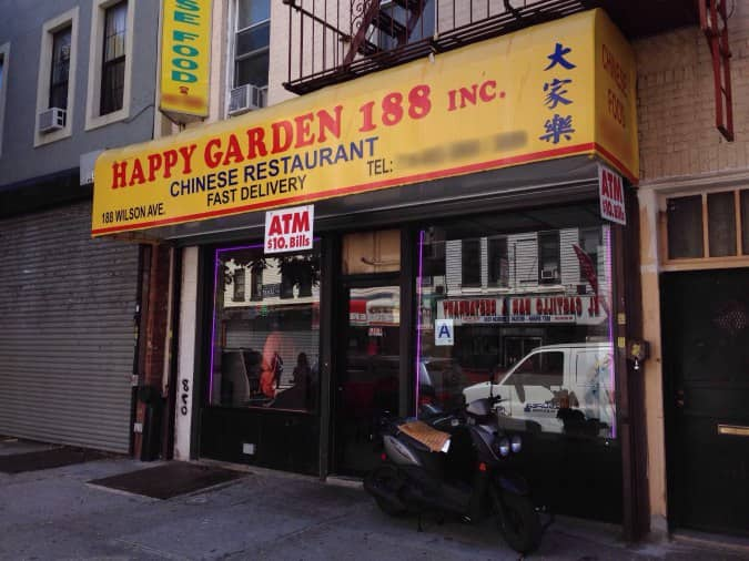 Happy Garden Chinese Restaurant Brooklyn New York City Urbanspoon Zomato