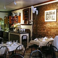Piccolo Angolo Restaurant New York New York City