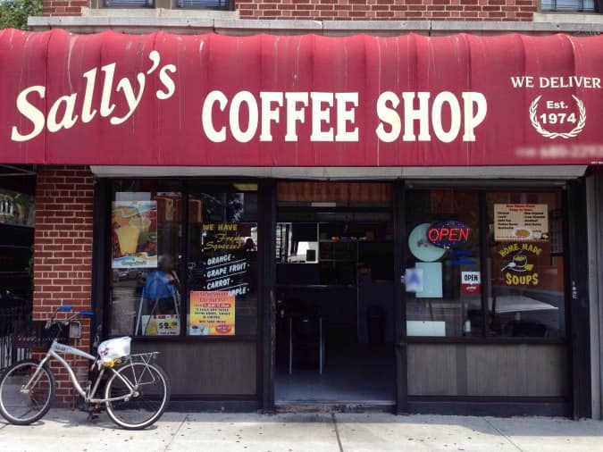 sallys shop